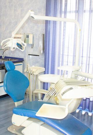 Studio dentistico Florio azzurro a catania